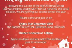 Big Christmas Dinner