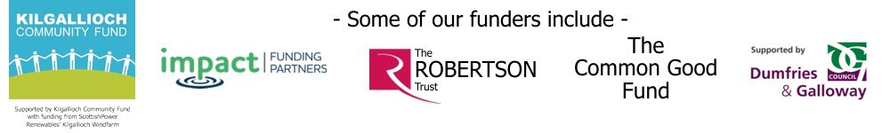 Some of our funders
